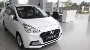 Ô Tô Hyundai i10 Sedan 1.2 MT CKD, SX 2017