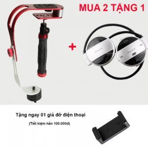 Combo Tay quay phim SLR Gopro tặng thêm giá đỡ điện thoại