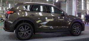 Mazda Cx5 2018 trả 235tr-lăn bánh