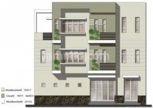 Bán nhà 53 ngõ 432 phố đôi cấn  ba đình hà nội,DT--50m2 mặt tiền 4.5 m xây mới 5 tầng