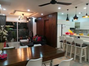 Sunrise City cho thuê 3 phòng ngủ, full nội thất