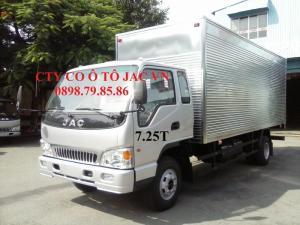 JAC 7T25 HFC1183K1 chở hàng tốt bền bỉ, ổn định