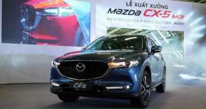 CX5 2018 - 2.5 2WD
