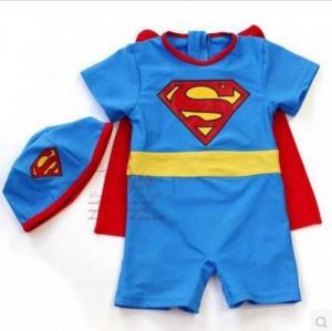 Bộ bơi trẻ em in hình siêu nhân