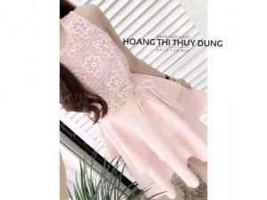 Đầm Xoè tầng