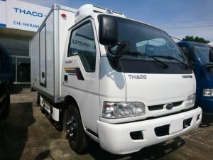 Bán xe tải Thaco Kia 1T4 1T9 2T4 Xe vô Thành Phố trả góp tại vũng tàu