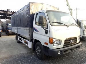 Xe Tải 3,5 Tấn Hd72 Hyundai Thùng Mui Bạt