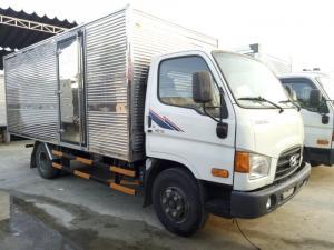 Xe Tải Hyundai Hd72 3.5 Tân Thùng Kín