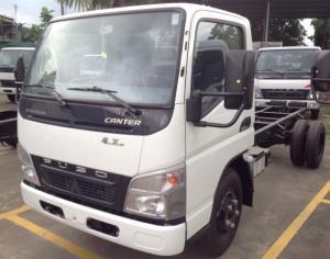 Fuso canter 4.7 nhập khẩu thùng dài 4m3 tải trọng 1t9