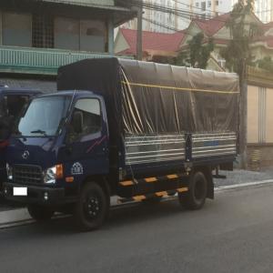 Xe tải HD700 đồng vàng giá gốc