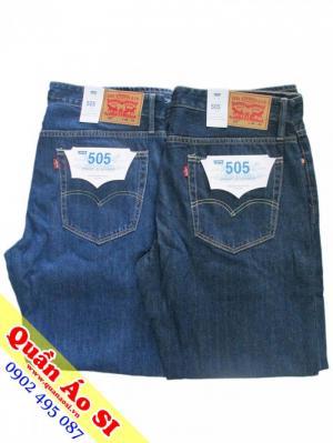 Quần jean cổ điển Levis 505 size to Shop Quần Áo SI GV