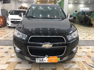 Bán Chevrolet Captiva LTZ màu đen vip số tự động sản xuất 2013 đi 30.000km mới 90%