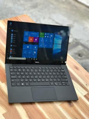 Laptop Dell XPS 13 9350, I7 6560U 8G SSD256 Full hộp QHD Toud Like new zin 100% Giá rẻ