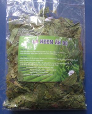 Sản phẩm Lá Neem- giúp hạ đường huyết, tiêu viêm, giảm nhức mỏi