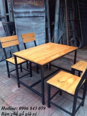 bàn ghế quán nhậu cao giá rẻ