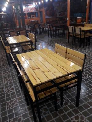bán bàn ghế quán nhậ đẹp như hình