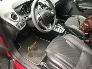 Ford Fiesta Ecoboost 214 Đỏ Xe Đẹp--Giá Đẹp.