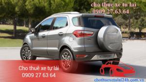 Cho thuê xe tự lái đồng giá 600.000đ/24h 4c HCM