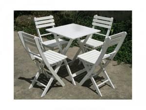 Bàn ghế gỗ xếp kinh doanh cf giá rẻ nhất