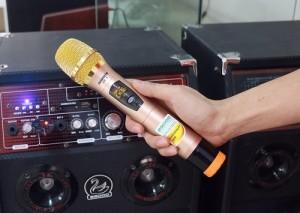Micro Karaoke Không Dây 2GOOD Aiwa UF1 Bảo Hành 12 Tháng 1 Đổi 1 - MSN388286