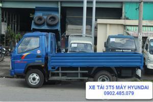 Xe tải 3t5 máy Hyundai   Xe tải 3T5 TMT máy hyundai