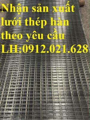 Lưới thép hàn đổ sàn bê tông,lưới thép hàn làm theo yêu cầu