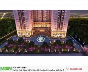 Cơ Hội Cuối Cùng Để Sở Hữu 99 Căn Cuối Cùng Đẹp Nhất Dự Án Dream Home Palace Quận 8