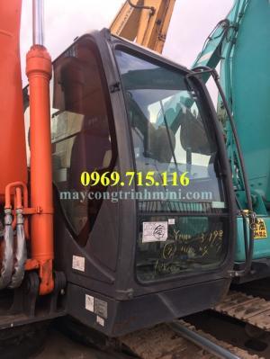 Kính máy xúc Hitachi EX120-3