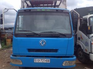 Xe tải cũ dongfeng đời 2009 tải trọng 6t thùng dài 6m2