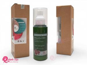 Nước Hoa Hồng Reborn giúp da hấp thụ tối đa các dưỡng chất từ kem dưỡng, se khít lỗ chân lông.
