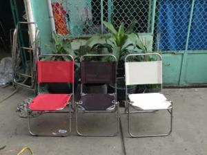 bán ghế xếp khung inox giá rẻ nhất