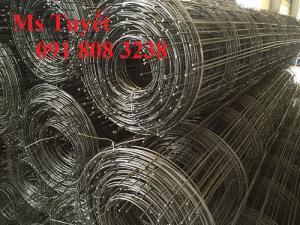 Lưới thép hàn D3, 4, 5,6,...12, hàng luôn luôn có sẵn, giá tốt nhất tại Hà Nội
