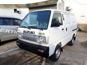 Xe tải Van Suzuki tải trọng 580KG, NHỏ Gọn, Tiết kiệm nhiên liệu.