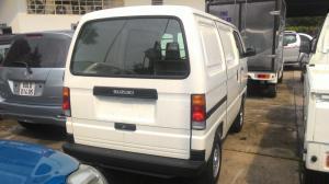 xe bán tải suzuki, xe tải nhẹ suzuki blind van
