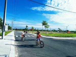 Đất 51.5m2 Nguyễn Duy Trinh Khu dân cư đông đúc tiện kinh doanh