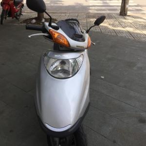 Honda Spacy 100 Nhật,1 chủ,zin,ít có,đẹp,98%