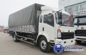 Xe tải TMT 3t5 máy Isuzu