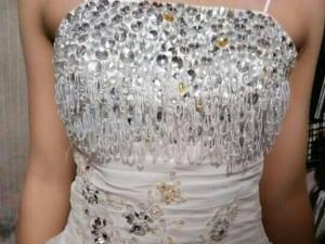 Đầm váy dạ hội áo cưới