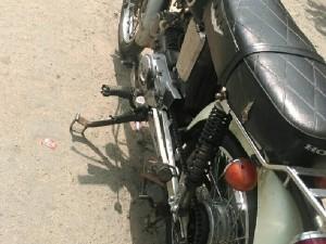 Honda cđ dáng 67 màu đen bs 69 phản quan