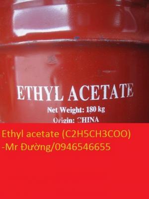 Dung môi Ethyl Acetate