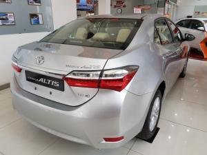 Toyota Corolla Altis 2018 Ưu Đãi Đặc Biệt