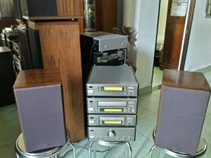 Dàn âm thanh nghe nhạc cao cấp Denon Presta 7.5S