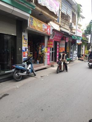 Bán nhà mặt phố Nguyễn Chính lô góc kinh doanh cực đỉnh 30m²x5T MT 3M