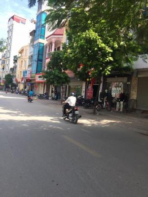 Bán khuôn đất cực đẹp  mặt phố Vũ Tông Phan 59m² mặt tiền 4 mét