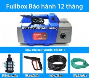 Máy rửa xe Hyundai HRX815