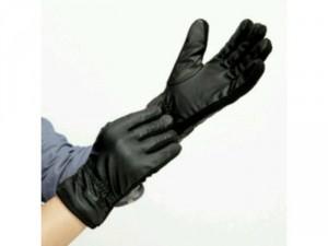 Găng tay giả da lót lông siêu ấm. Nam nữ