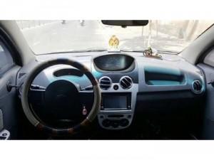 Chevrolet Spark 2009 màu trắng, 4 máy 1.0