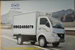 Xe tải TaTa Đông Lạnh nhập khẩu Ấn Độ