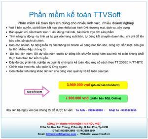 Tri Thức Việt – cung cấp phần mềm kế toán
