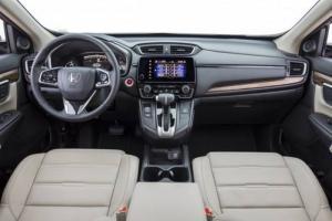 Honda CRV 1.5 Turbo 2018 xe 7 chỗ nhập khẩu nguyên chiếc tại Thái Lan